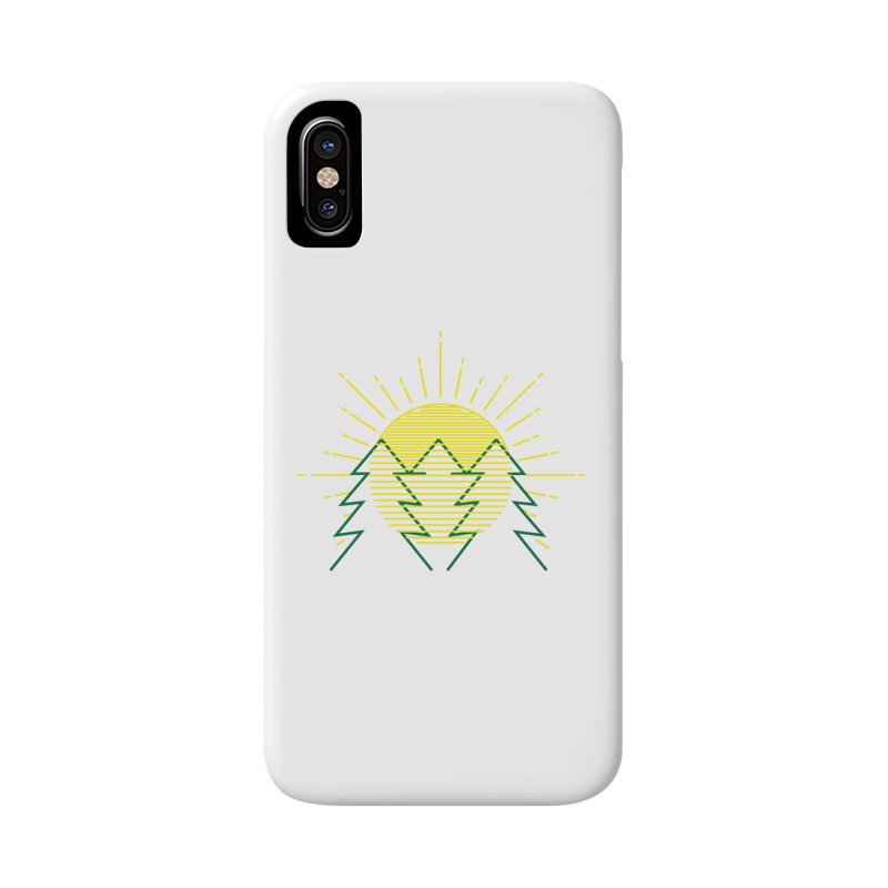 Sunny Day Accessories Phone Case by delcored