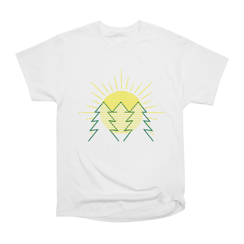 Sunny Day Women's Heavyweight Unisex T-Shirt by delcored