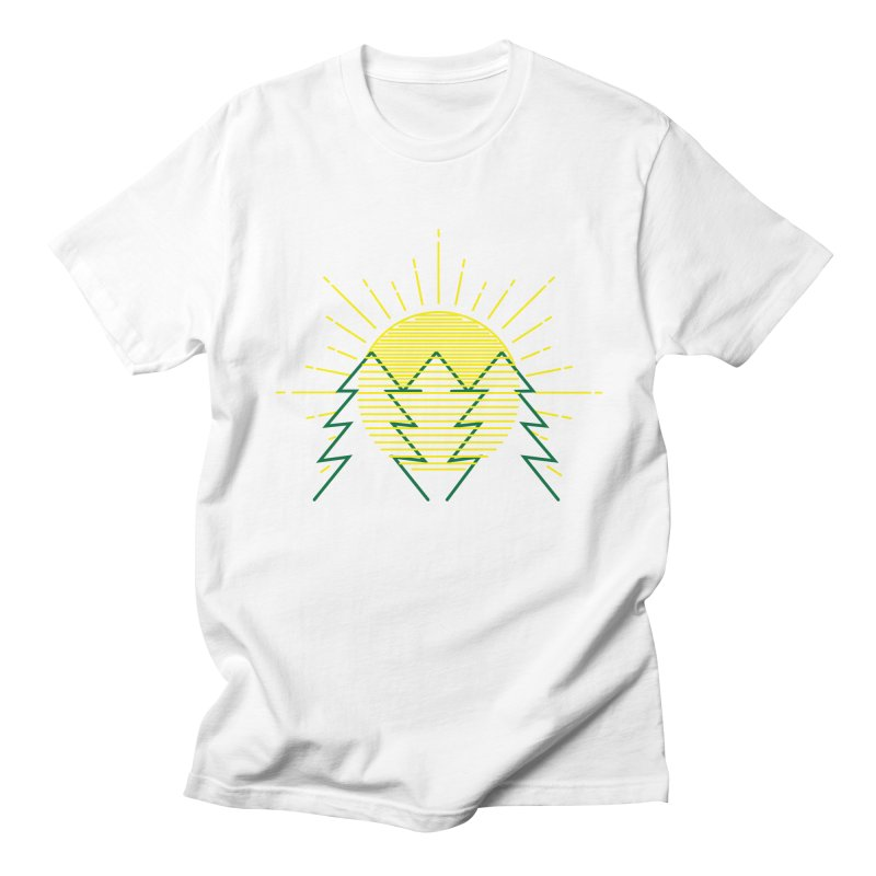 Sunny Day Men's T-Shirt by delcored