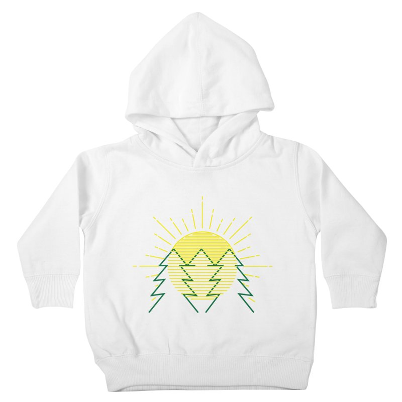 Sunny Day Kids Toddler Pullover Hoody by delcored