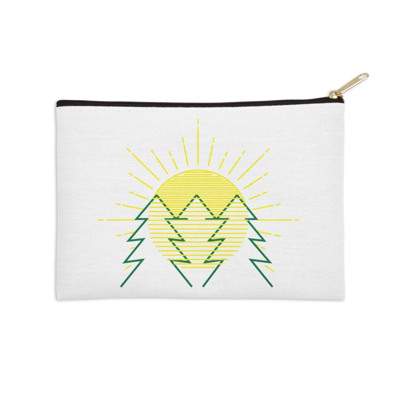 Sunny Day Accessories Zip Pouch by delcored