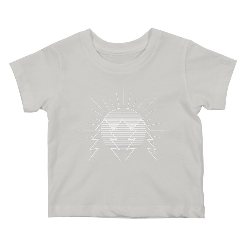 Moony Kids Baby T-Shirt by delcored