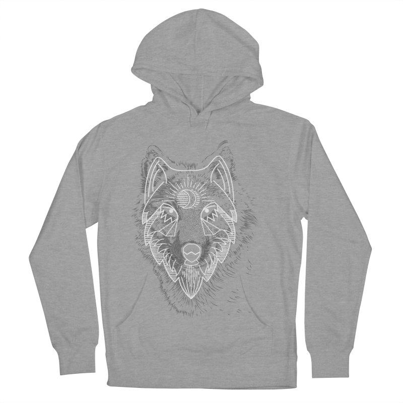 Wolfie Women's Pullover Hoody by delcored