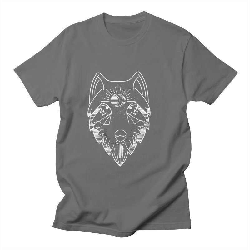 Wolfie Women's Unisex T-Shirt by delcored