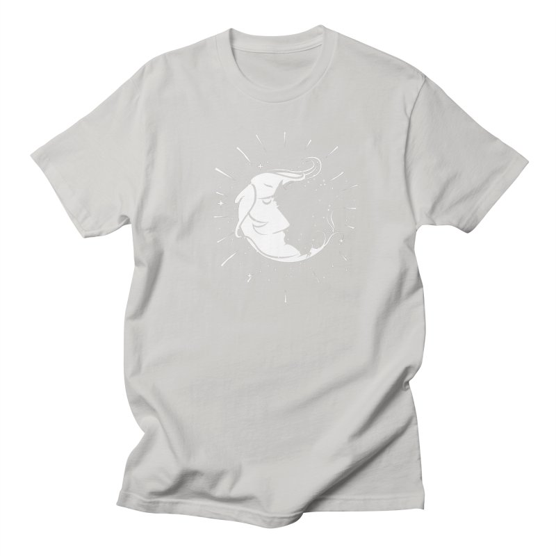 switchs the moon Women's Unisex T-Shirt by delcored