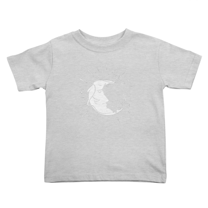 switchs the moon Kids Toddler T-Shirt by delcored