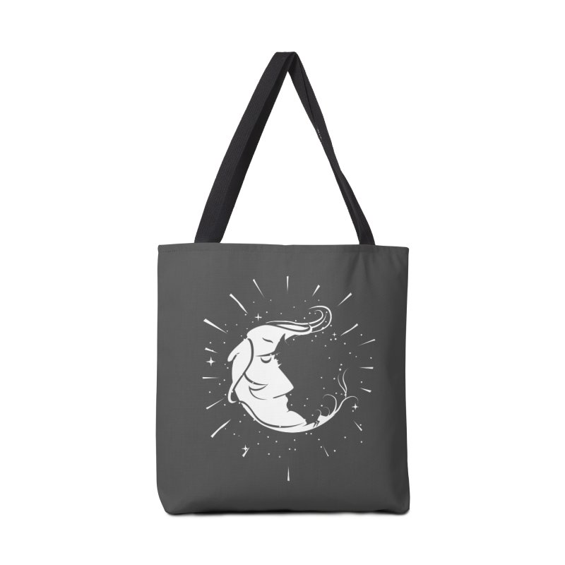 switchs the moon Accessories Bag by delcored