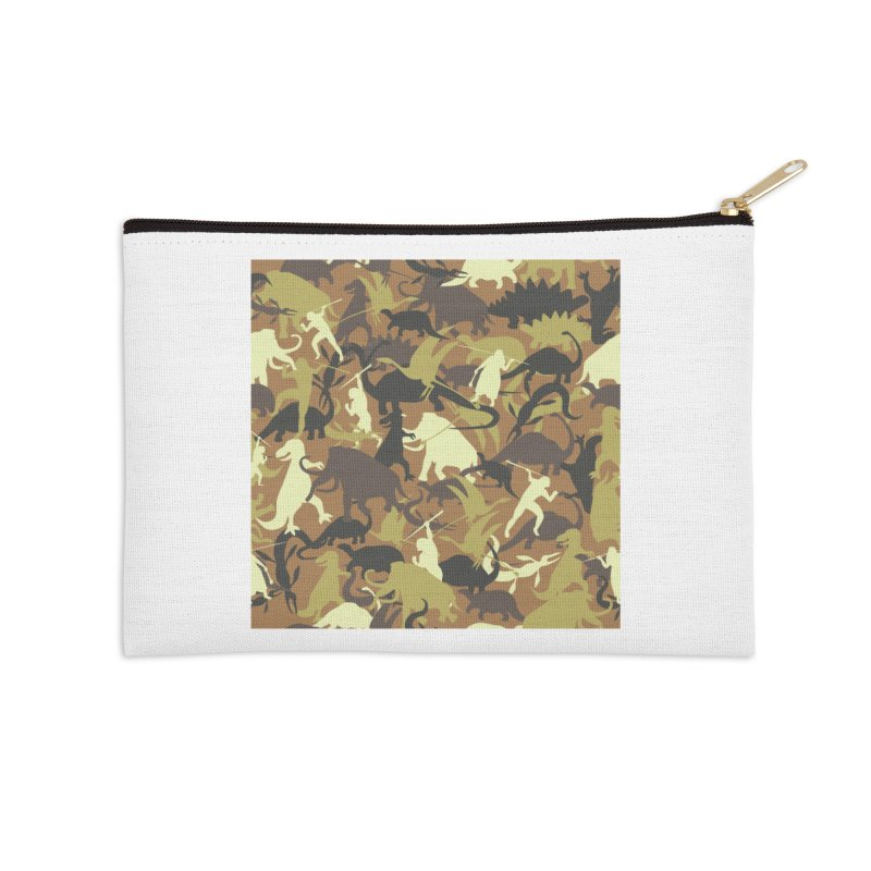 Hunting season Accessories Zip Pouch by delcored