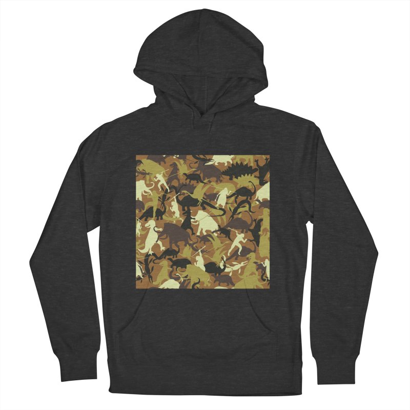 Hunting season Women's Pullover Hoody by delcored