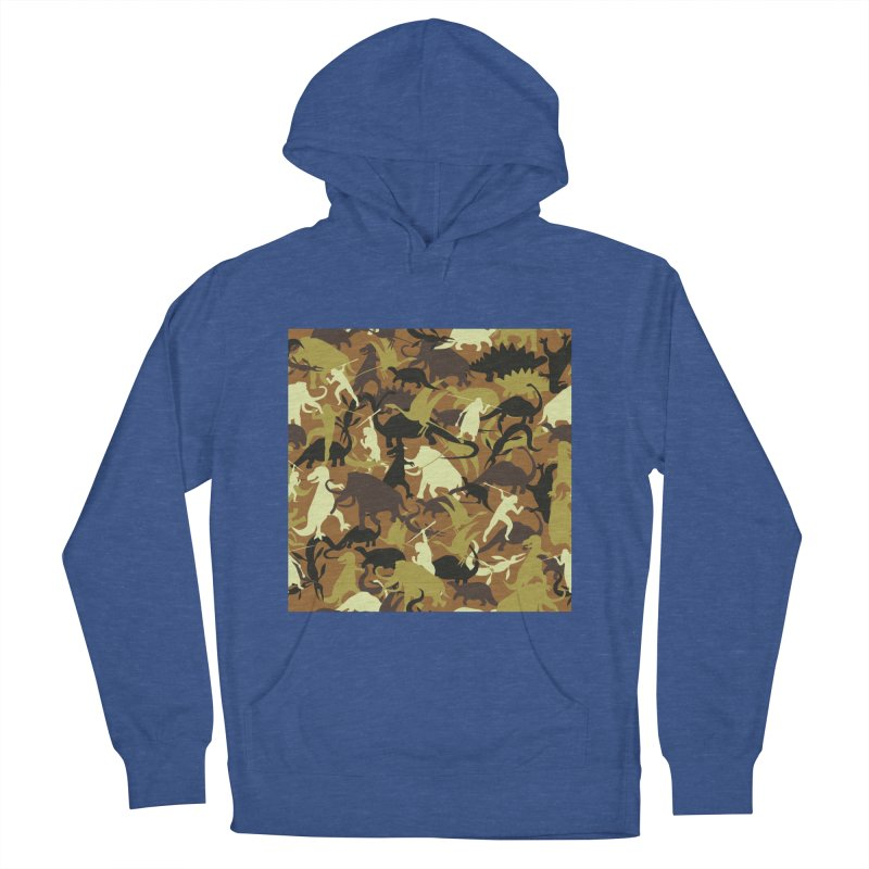 Hunting season Men's Pullover Hoody by delcored