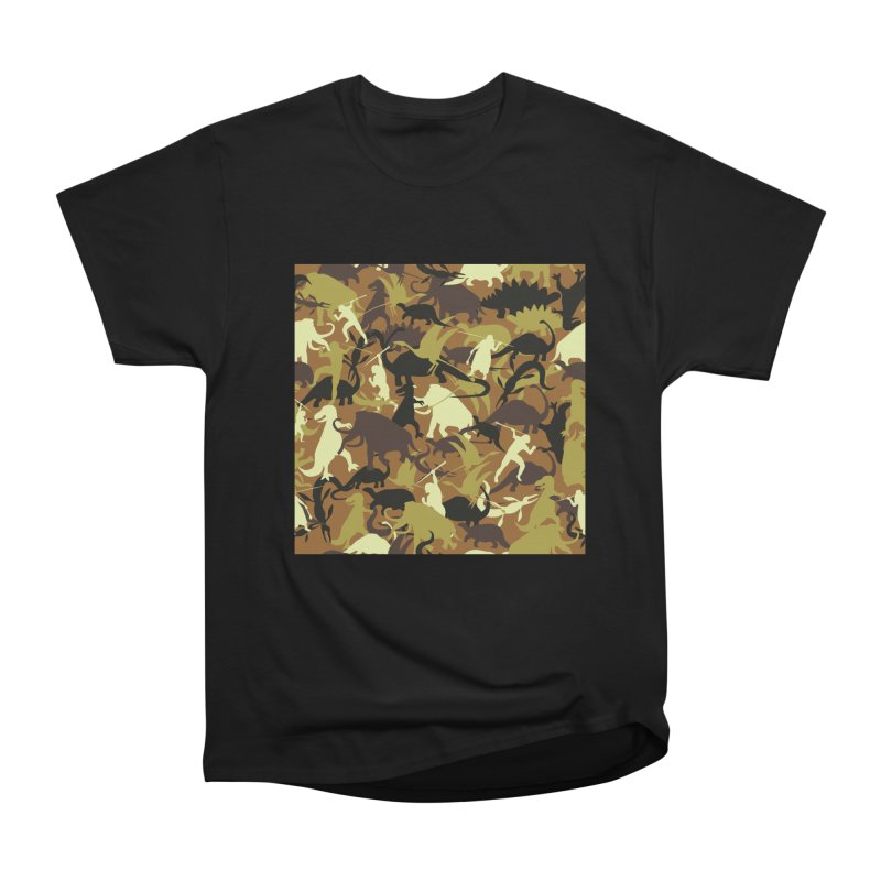 Hunting season Women's Heavyweight Unisex T-Shirt by delcored