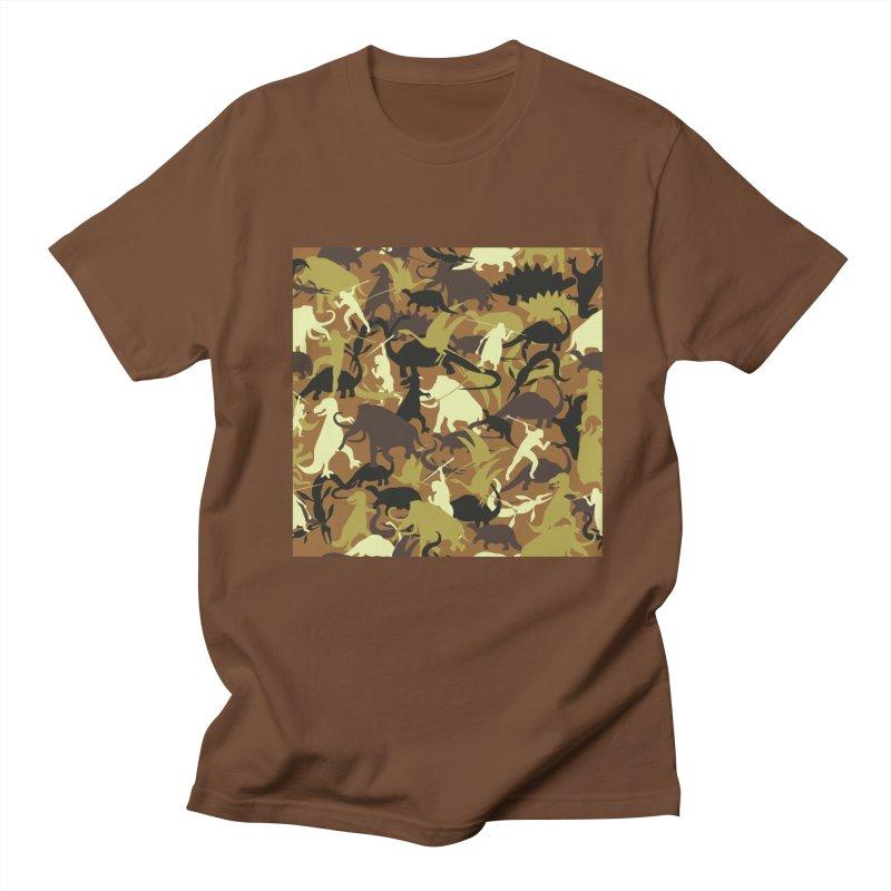 Hunting season Women's Unisex T-Shirt by delcored