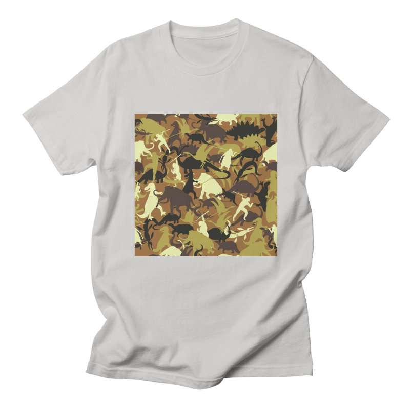 Hunting season Men's T-Shirt by delcored