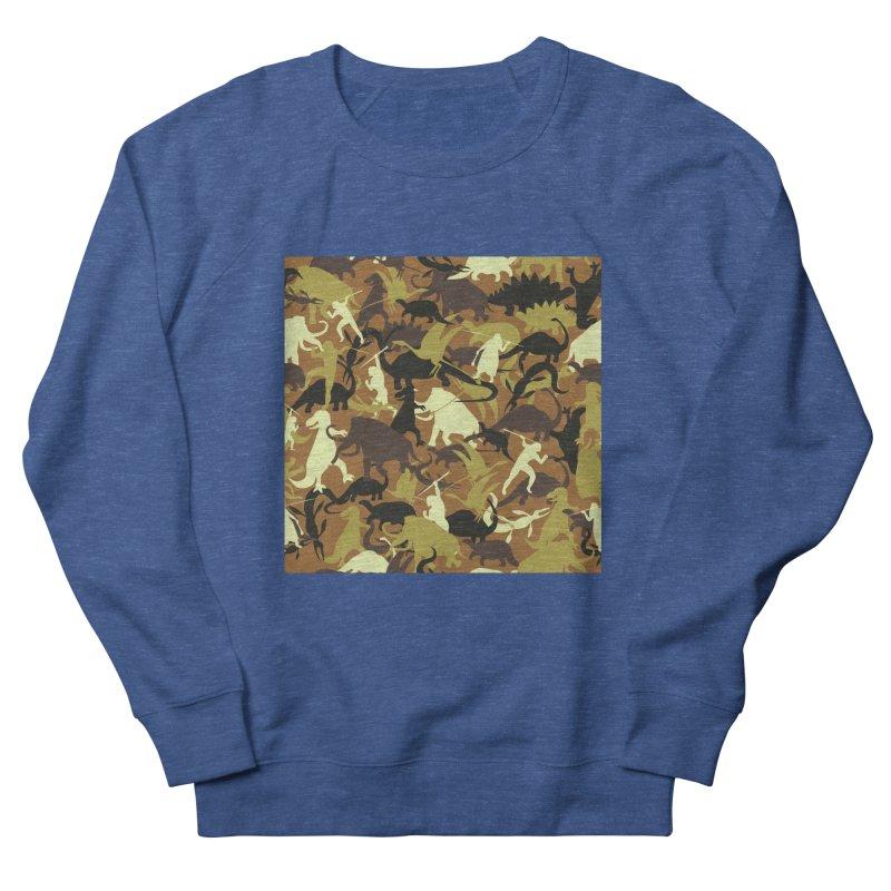 Hunting season Men's Sweatshirt by delcored