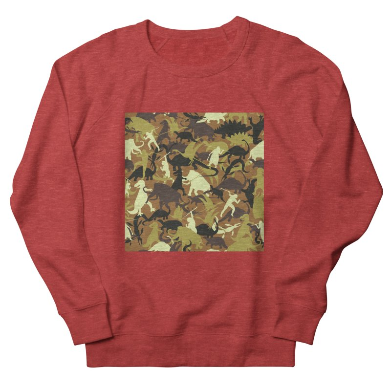 Hunting season Men's Sweatshirt by delcored