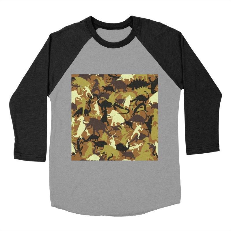 Hunting season Women's Baseball Triblend T-Shirt by delcored