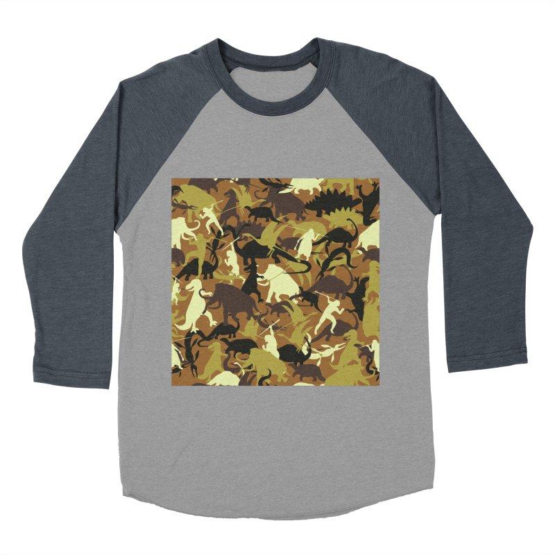 Hunting season Men's Baseball Triblend T-Shirt by delcored