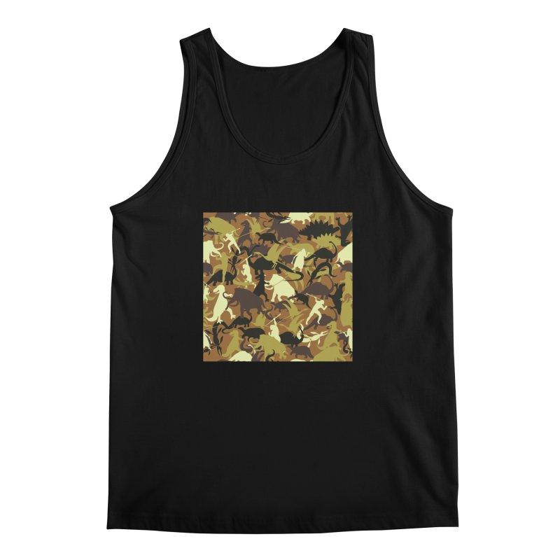 Hunting season Men's Tank by delcored
