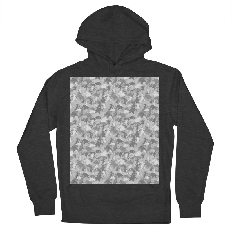 camos grey Women's Pullover Hoody by delcored