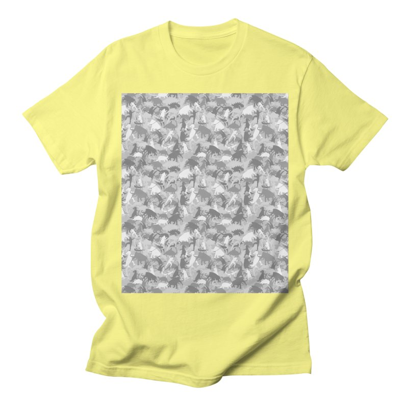 camos grey Women's Unisex T-Shirt by delcored
