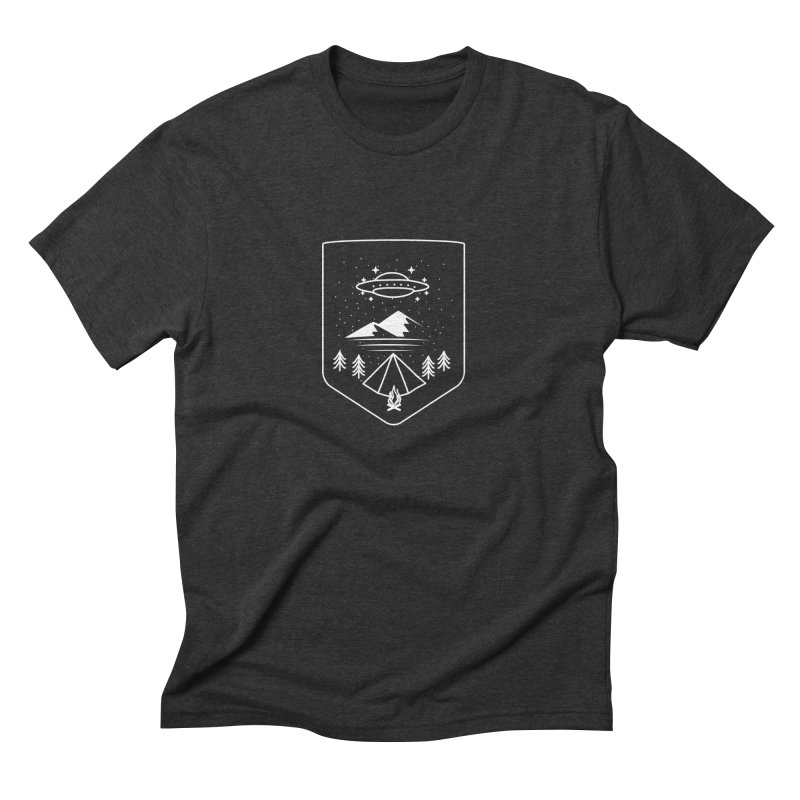 Unidentified Winter Camp Men's Triblend T-Shirt by delcored
