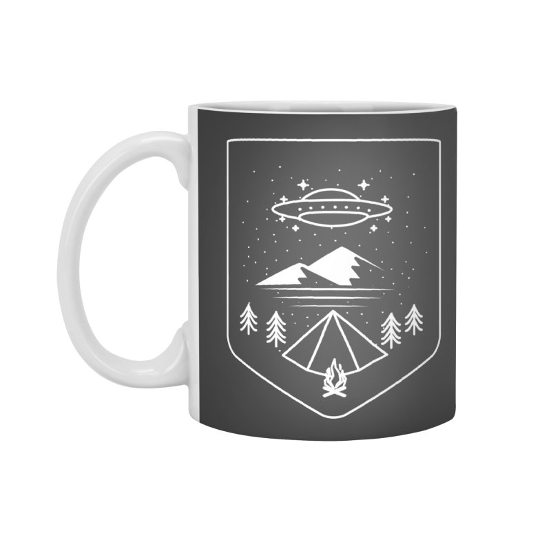 Unidentified Winter Camp Accessories Mug by delcored