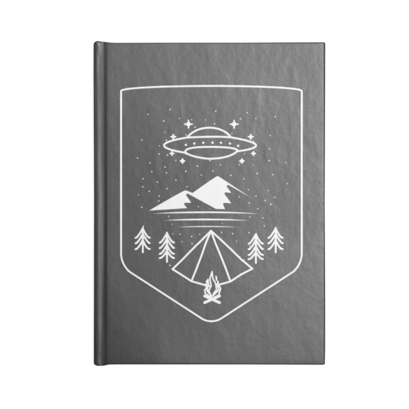 Unidentified Winter Camp Accessories Notebook by delcored