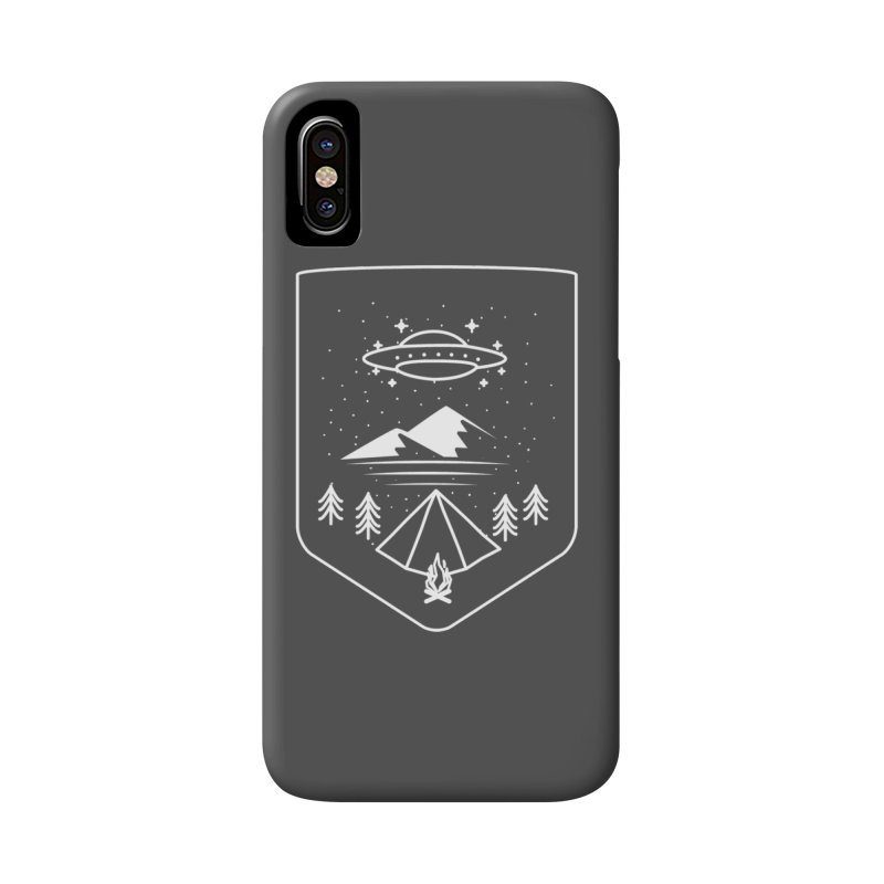 Unidentified Winter Camp Accessories Phone Case by delcored