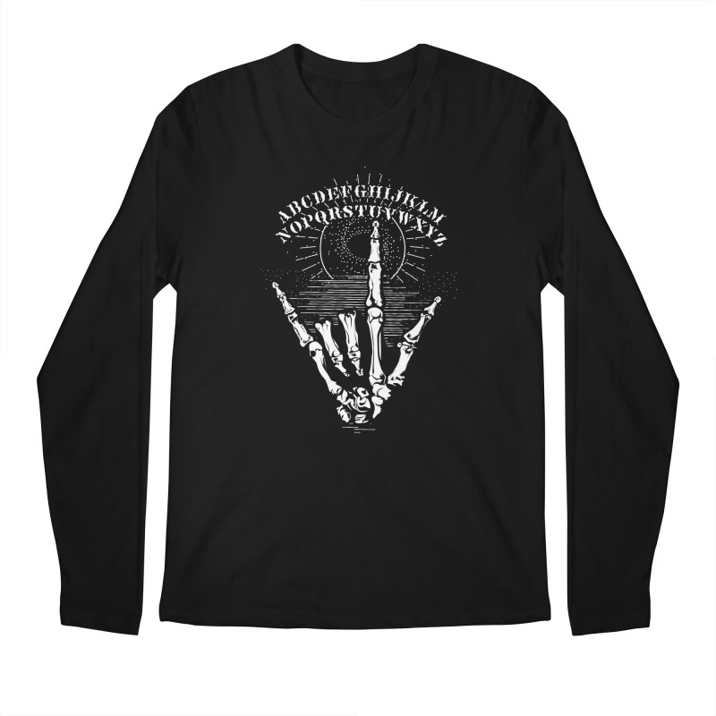 """Supernatural Ouija board spell your deepest """" Would U' Be Mine """"... Men's Longsleeve T-Shirt by delcored"""