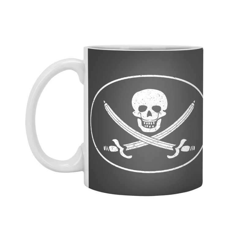 pirateart Accessories Mug by delcored
