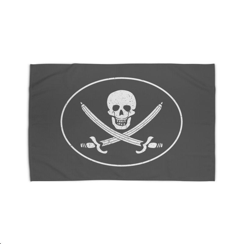 pirateart Home Rug by delcored