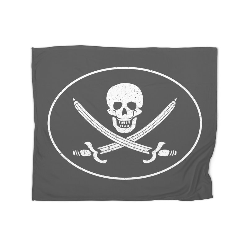 pirateart Home Blanket by delcored