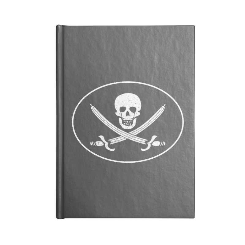 pirateart Accessories Notebook by delcored