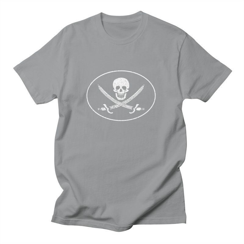 pirateart Men's T-Shirt by delcored