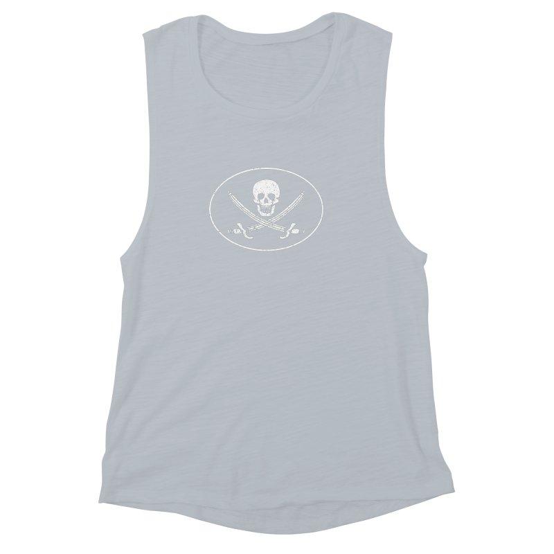 pirateart Women's Muscle Tank by delcored
