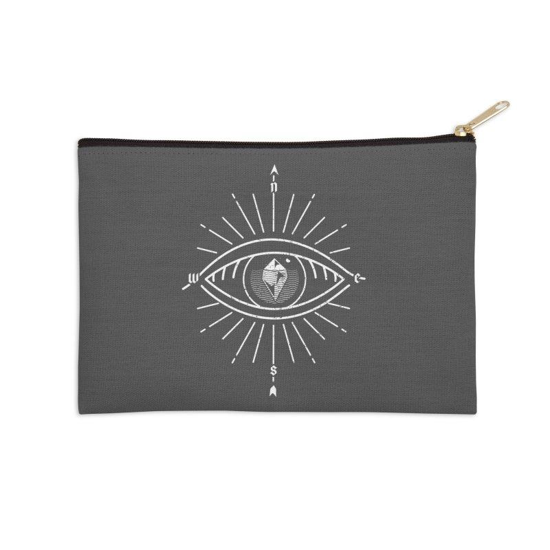 Eyesberg Accessories Zip Pouch by delcored