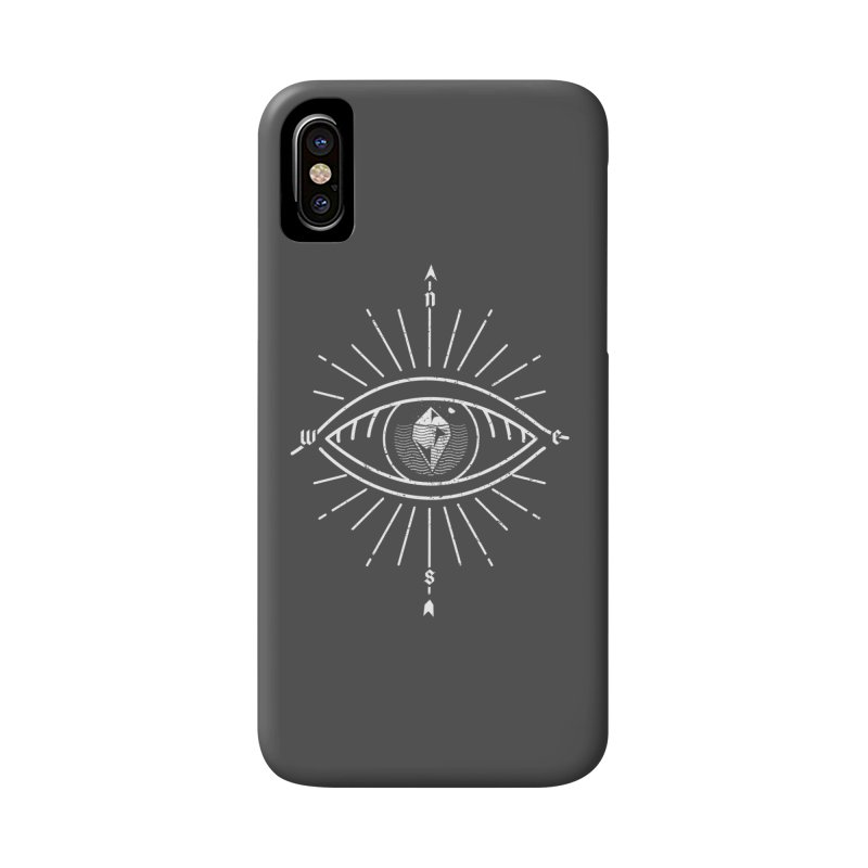 Eyesberg Accessories Phone Case by delcored
