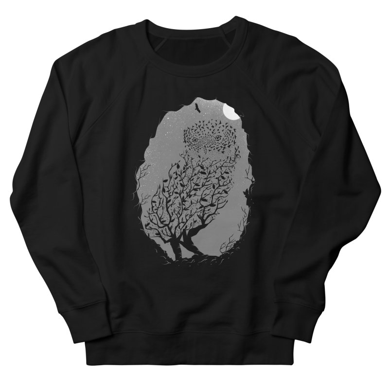 Baby Owlicious Men's Sweatshirt by delcore's Artist Shop