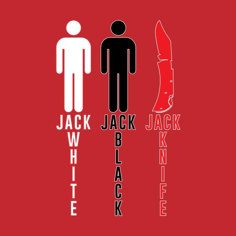 Jack Men's T-Shirt by Delete Designs
