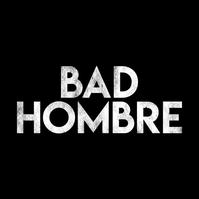 Bad Hombre Kids Baby Zip-Up Hoody by Delete Designs
