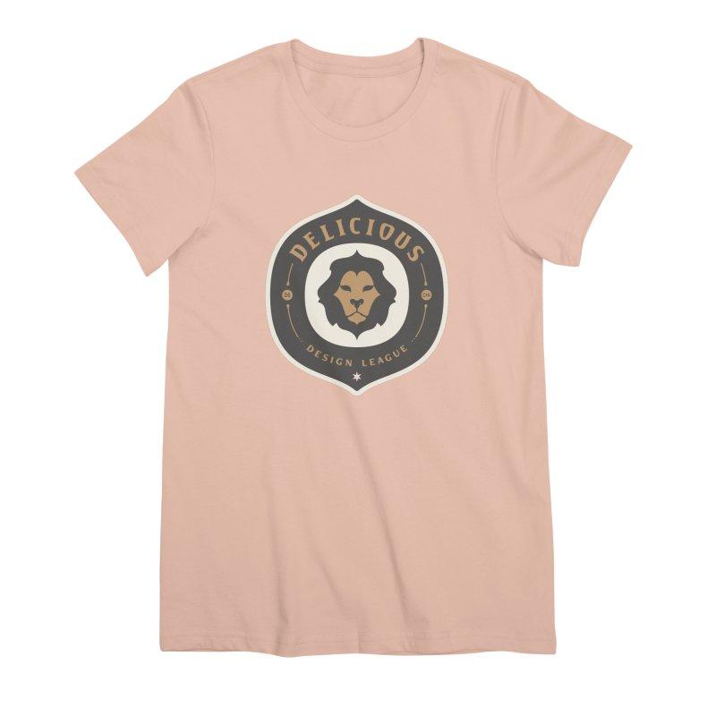 Classic DDL Logo Women's T-Shirt by Delicious Design League