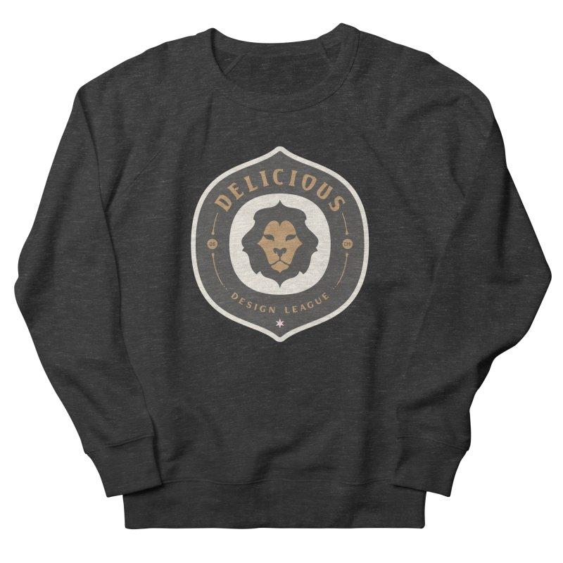 Classic DDL Logo Women's Sweatshirt by Delicious Design League