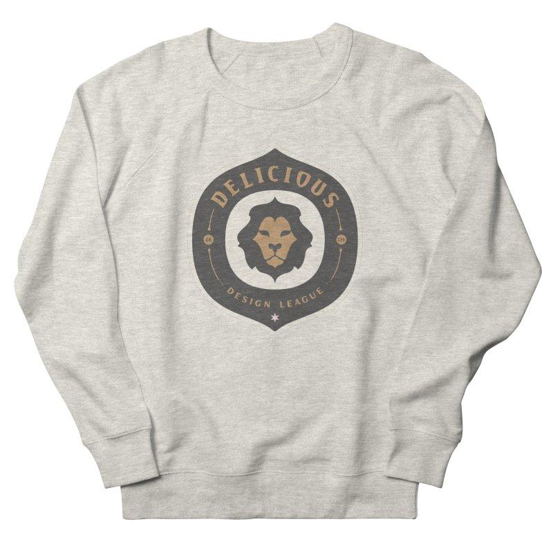 Classic DDL Logo Men's Sweatshirt by Delicious Design League