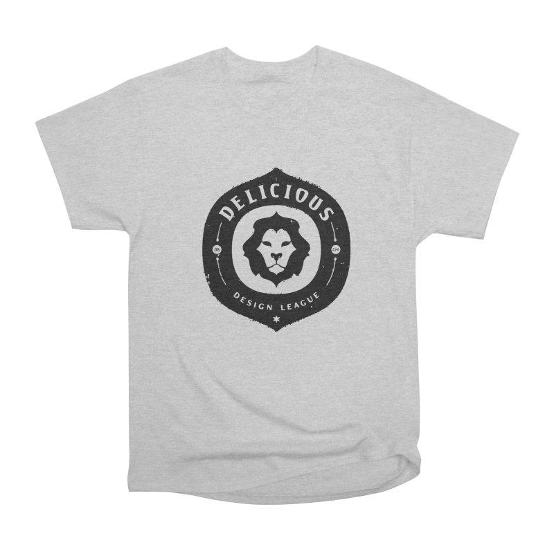 DDL Logo Roughened Men's T-Shirt by Delicious Design League