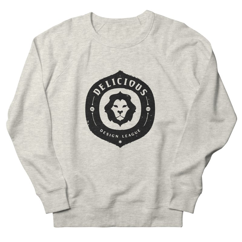 DDL Logo Roughened Men's Sweatshirt by Delicious Design League