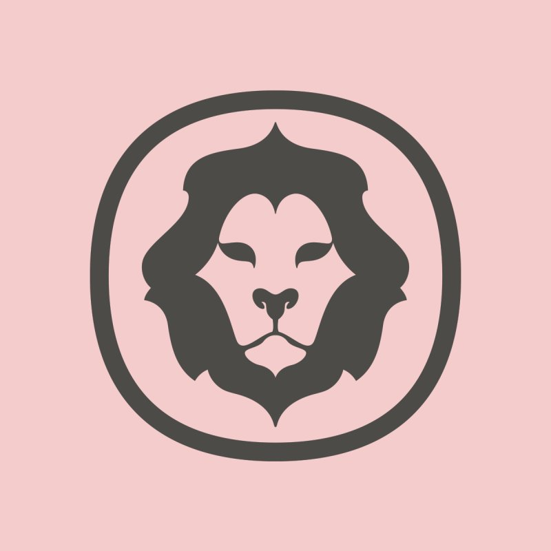 Delicious Lion Icon Women's T-Shirt by Delicious Design League