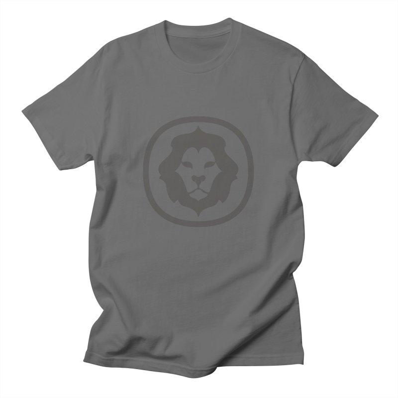 Delicious Lion Icon Men's T-Shirt by Delicious Design League