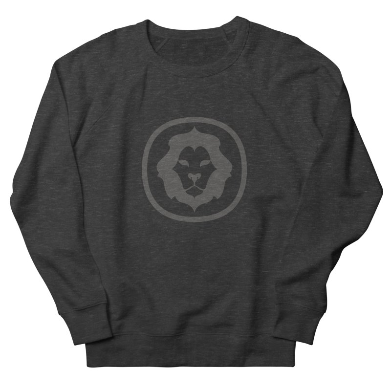 Delicious Lion Icon Women's Sweatshirt by Delicious Design League