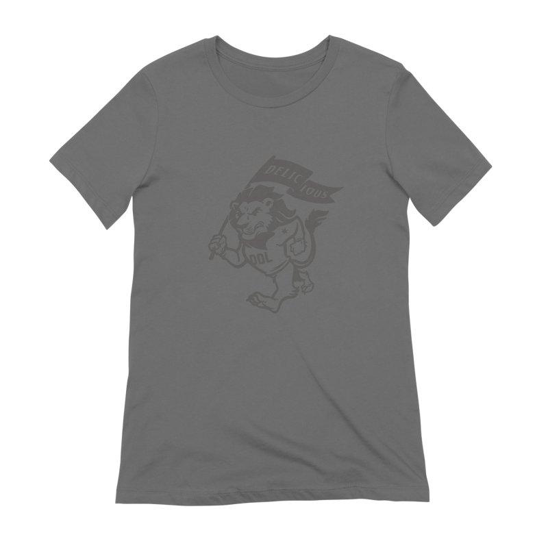 Classic DDL Mascot Women's T-Shirt by Delicious Design League