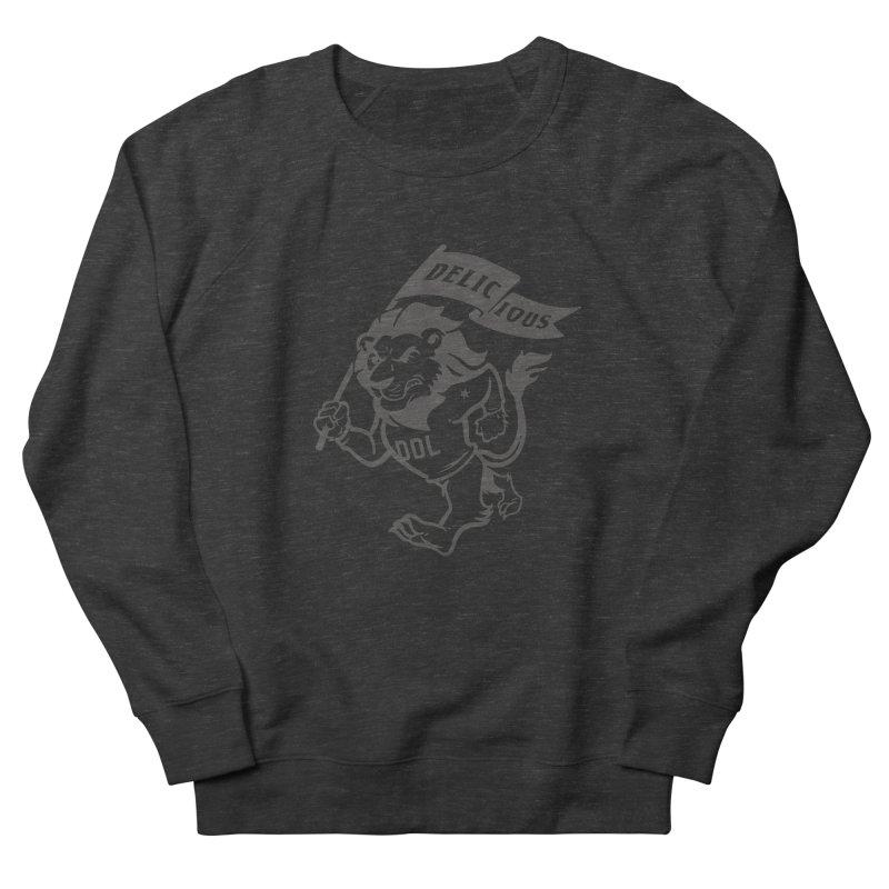 Classic DDL Mascot Women's Sweatshirt by Delicious Design League